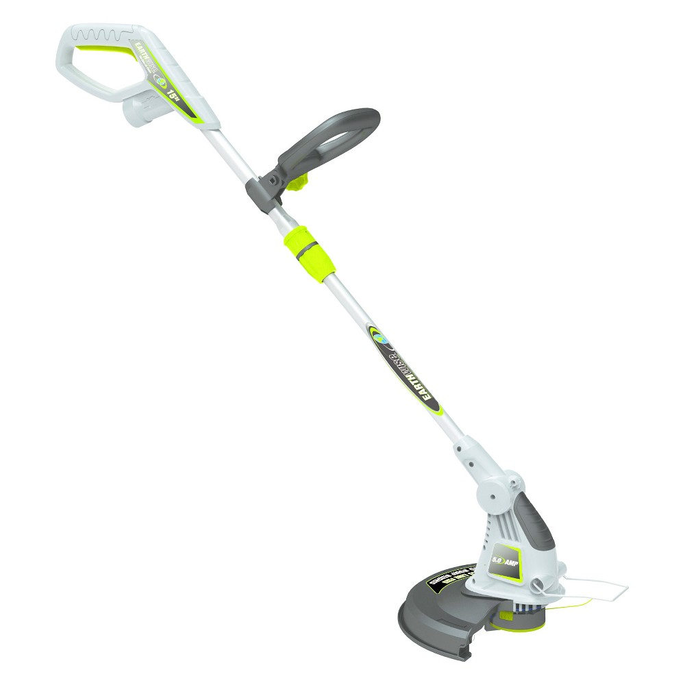 "Image of ""15"""" 120 Volts, 60Hz, 5 Amp, 600 Watts Corded String Trimmer - Gray - Earthwise"""