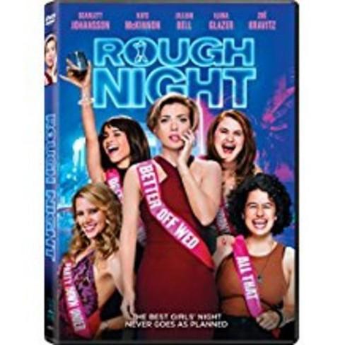 Rough Night (DVD) - image 1 of 1