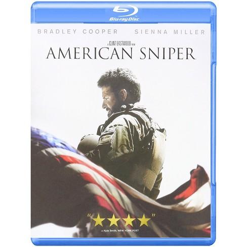 American Sniper (Blu-ray) - image 1 of 1