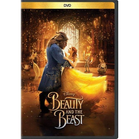 Beauty And The Beast Dvd Target