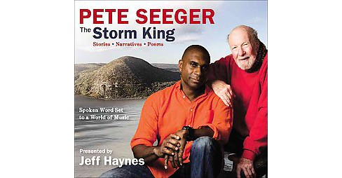 Storm King : Stories, Narratives, Poems: Spoken Word Set to a World of Music (CD/Spoken Word) (Pete - image 1 of 1