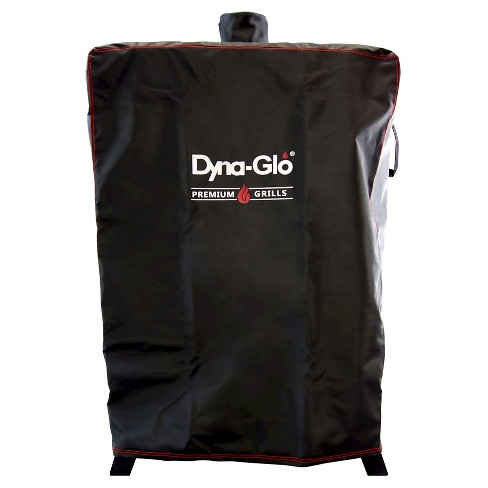 Premium Wide Body Vertical Smoker Cover Black Dyna Glo Target
