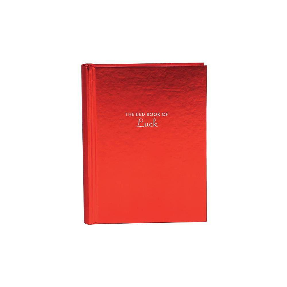 The Red Book Of Luck By Amy Treadwell Hardcover