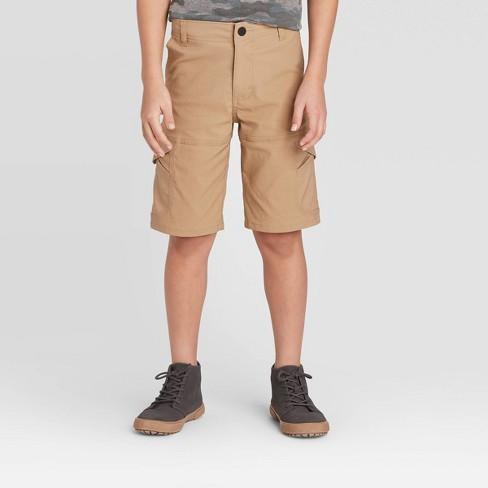 Wrangler Boys' Outdoor Cargo Shorts - image 1 of 3