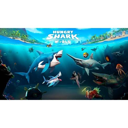 Hungry Shark World - Nintendo Switch (Digital) - image 1 of 4