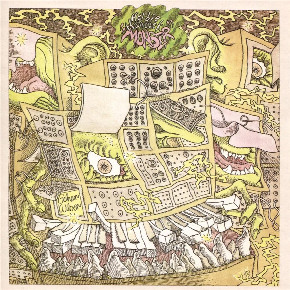 Herbie Hancock - Monster (CD)