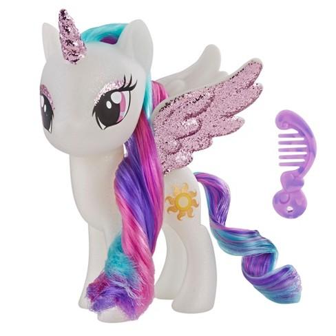 My Little Pony Toy Princess Celestia Sparkling 6 Figure Target