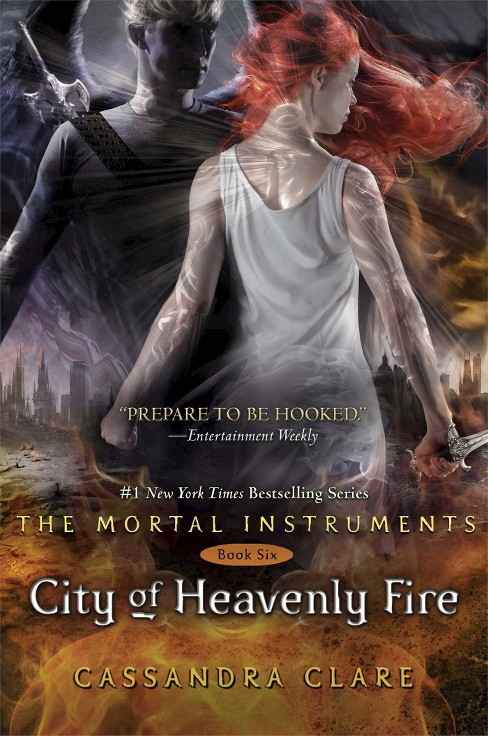 City of Heavenly Fire ( The Mortal Instruments) (Hardcover) - image 1 of 1