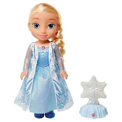 Disney Frozen Northern Lights Feature Elsa Doll Target
