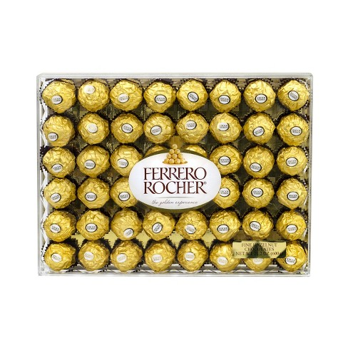 Ferrero Rocher Diamond Gift Box - 48ct - image 1 of 7