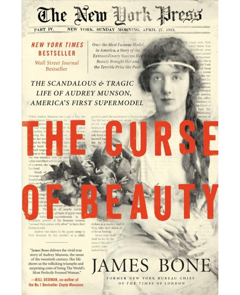 Curse of Beauty : The Scandalous & Tragic Life of Audrey Munson, America's First Supermodel (Reprint) - image 1 of 1