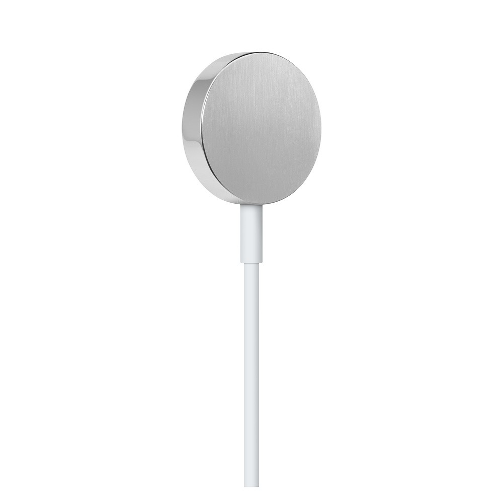 Apple Watch Magnetic Charger to Usb-C Cable (0.3m), White Makes charging your Apple Watch utterly effortless. Simply hold the connector near the back of the watch, where magnets cause it to snap into place automatically Color: White.