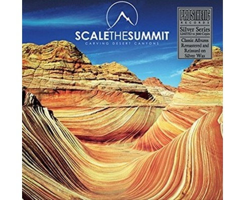 Scale The Summit - Carving Desert Canyons:Silver Series (Vinyl) - image 1 of 1