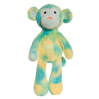 "Manhattan Toy Sorbets Key Lime 15"" Monkey Stuffed Animal"
