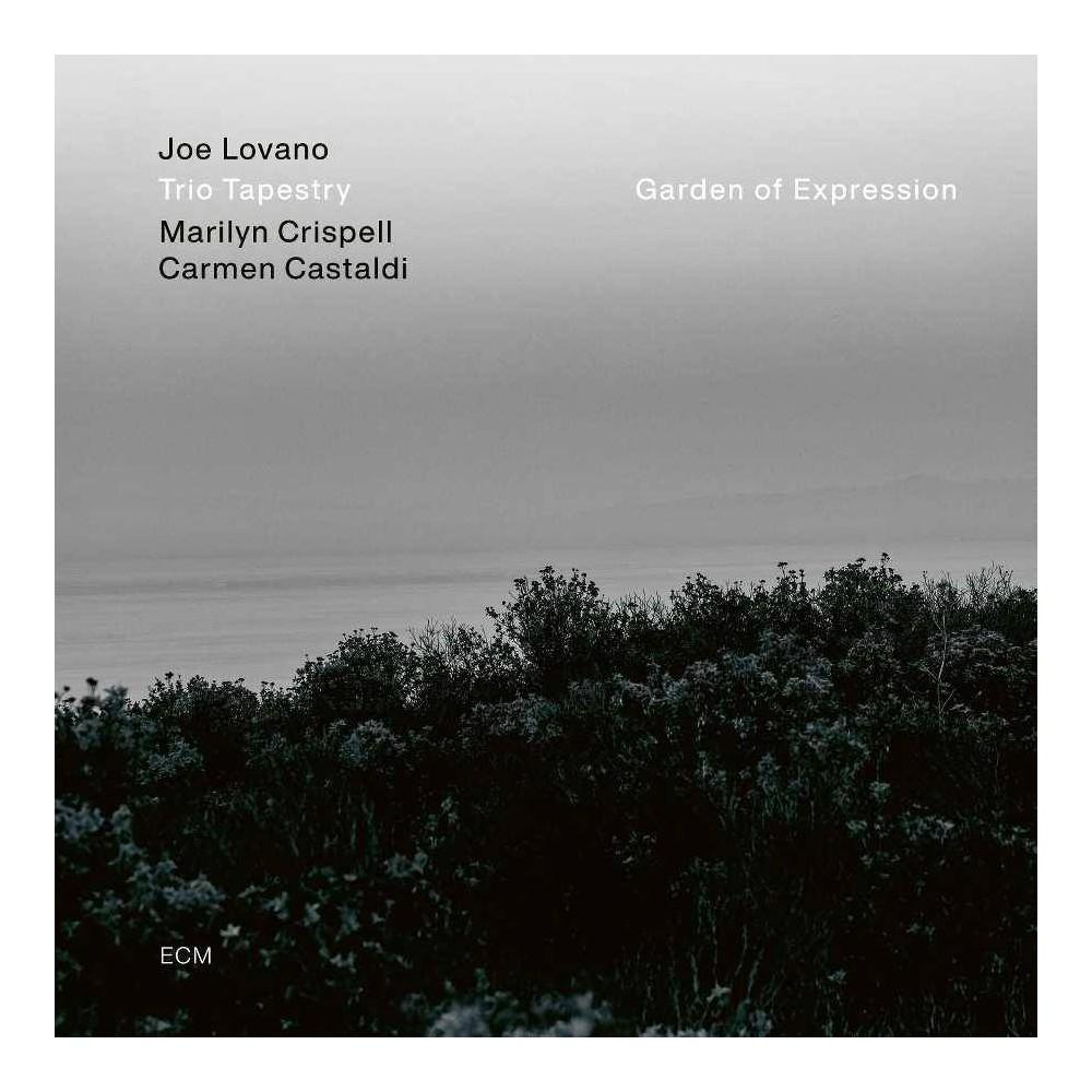 Lovano Crispell Castaldi Garden Of Expression Cd