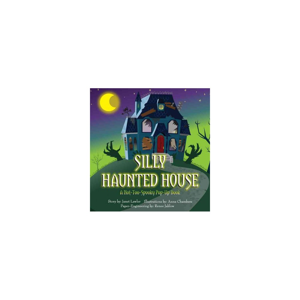 Silly Haunted House (Hardcover)