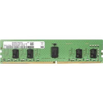 HP 8GB DDR4 SDRAM Memory Module - 8 GB - DDR4-2666/PC4-21333 DDR4 SDRAM - ECC - 260-pin - SoDIMM
