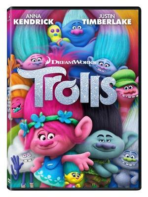 Trolls (DVD + Digital)