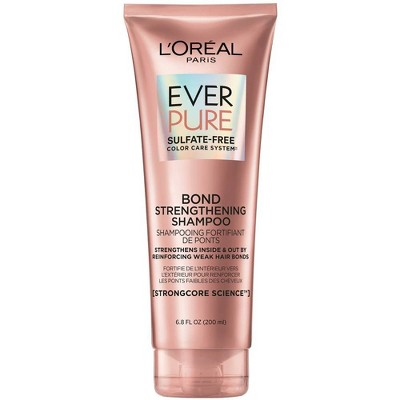 L'Oreal Paris EverPure Sulfate Free Bond Strengthening Color Care Shampoo - 6.8 fl oz