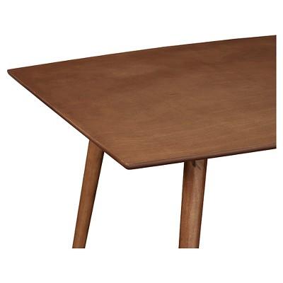 "60"" Mid-Century Dining Table - Saracina Home : Target"