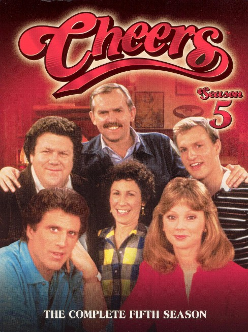 Cheers:Complete fifth season (DVD) - image 1 of 1