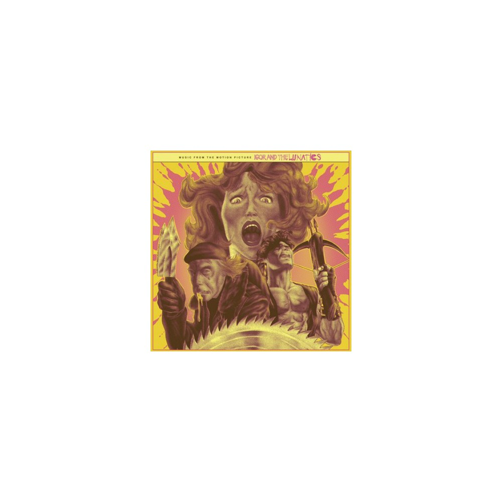 Sonia Rutstein - Igor And The Lunatics (Ost) (Vinyl)