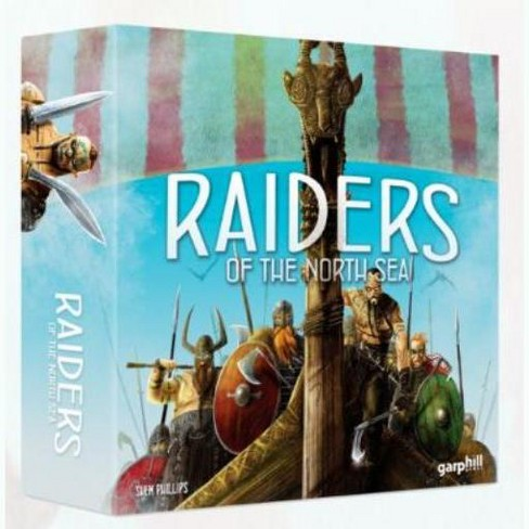 Raiders of the North Sea (2nd Printing) Board Game - image 1 of 2