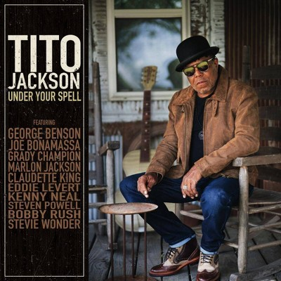 Tito Jackson - Under Your Spell (CD)
