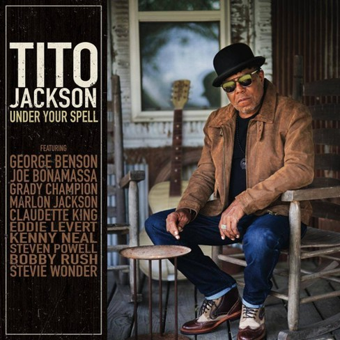 Tito Jackson - Under Your Spell (CD) - image 1 of 1
