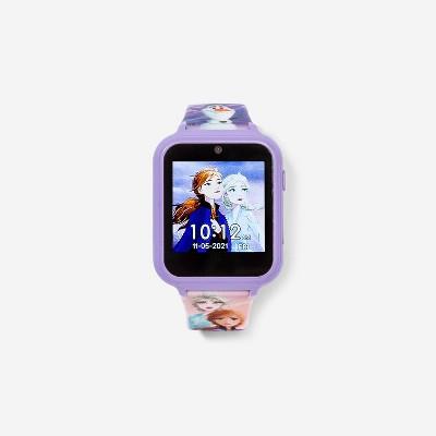 Girls' Frozen Interactive Watch - Purple