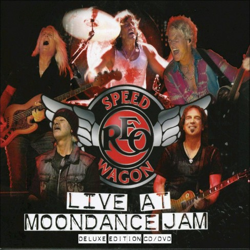 Live at moondance jam (CD) - image 1 of 1