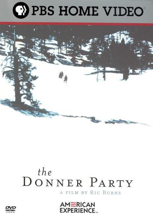 American experience:Donner party (DVD) - image 1 of 1
