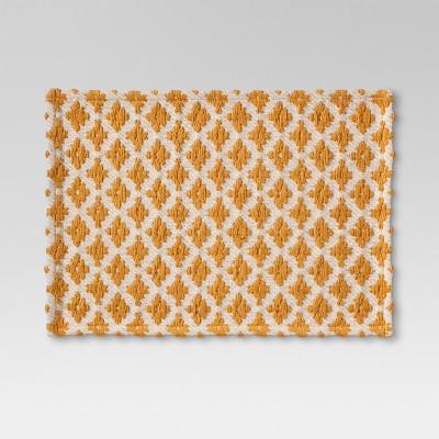 Yellow Diamond Placemat - Threshold™