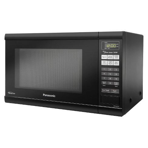 Ft 1200 Watt Microwave Oven With Inverter Technology Blacknn Sn651b Target
