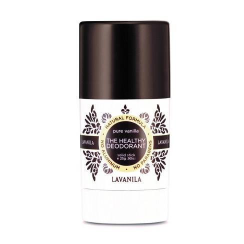 Lavanila Pure Vanilla Mini Deodorant - Trial Size - 0.9oz - image 1 of 3