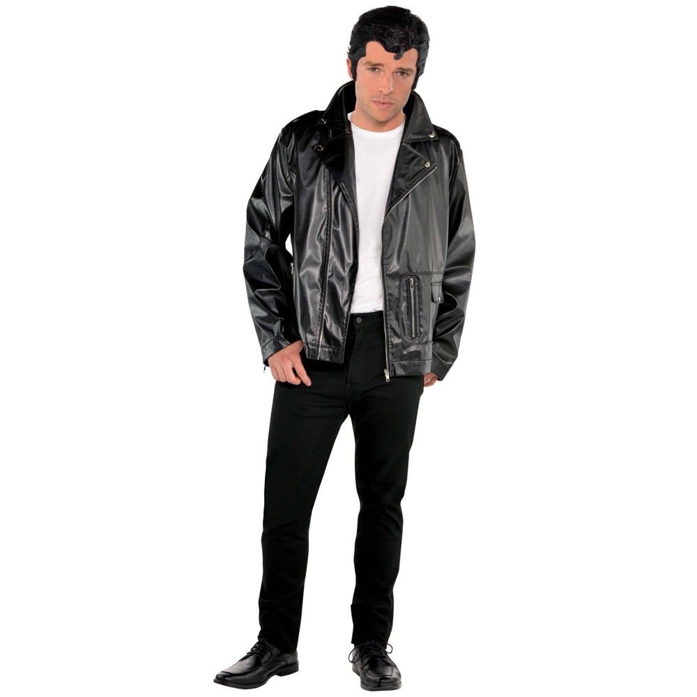 Adult Grease T Birds Jacket Halloween Costume One Size