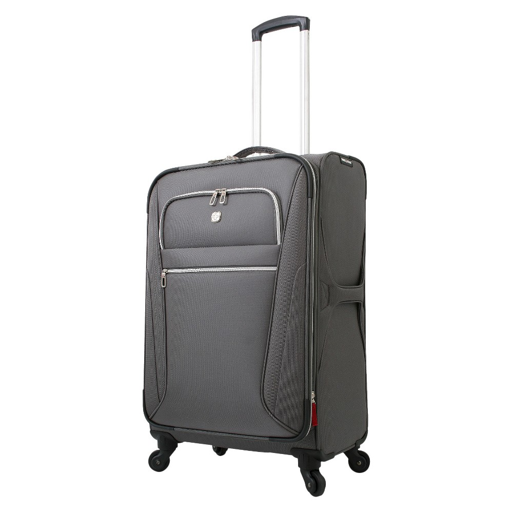 Swissgear Checklite 24 5 Suitcase Charcoal