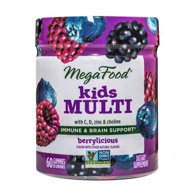 MegaFood Kids Multi Gummy - 60ct