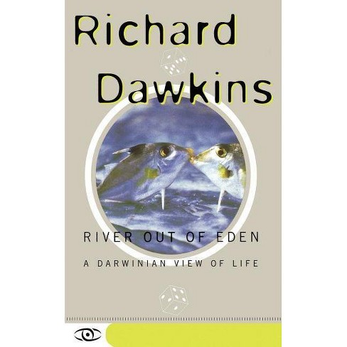 River Out of Eden - (Science Masters Series) by  Richard Dawkins (Paperback) - image 1 of 1