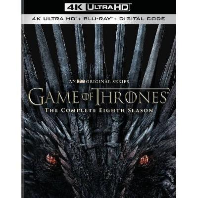 Game of Thrones S8 (Repackage)(4K/UHD)