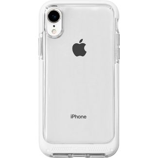 LAUT Apple iPhone XR Fluro Case - White