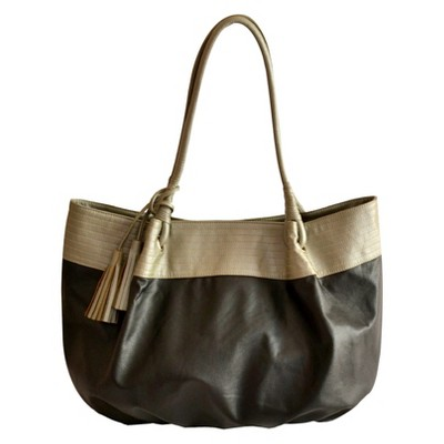 Khataland Carryall Bag MetrYogi - Black/Silver
