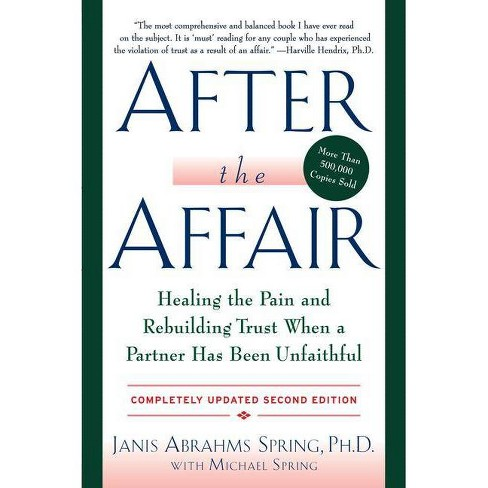 After the Affair - 2 Edition by  Janis A Spring (Paperback) - image 1 of 1