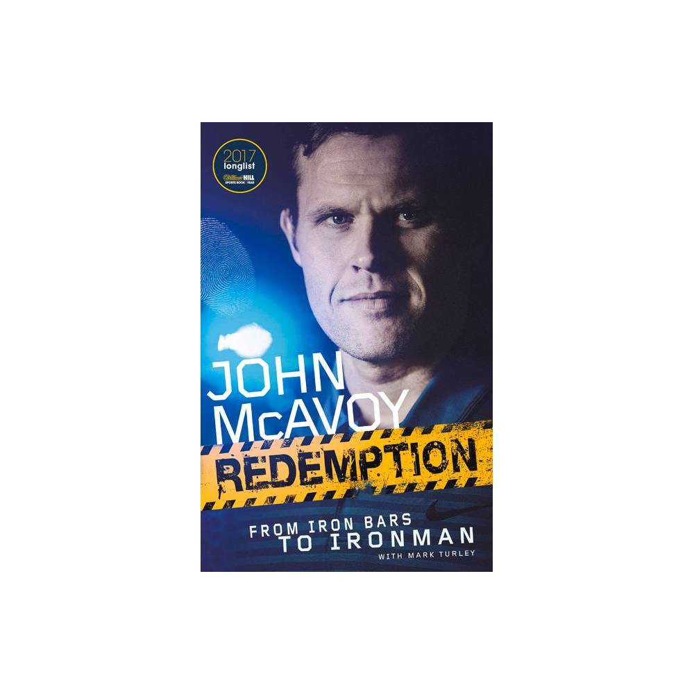 Redemption By John Mcavoy Mark Turley Paperback