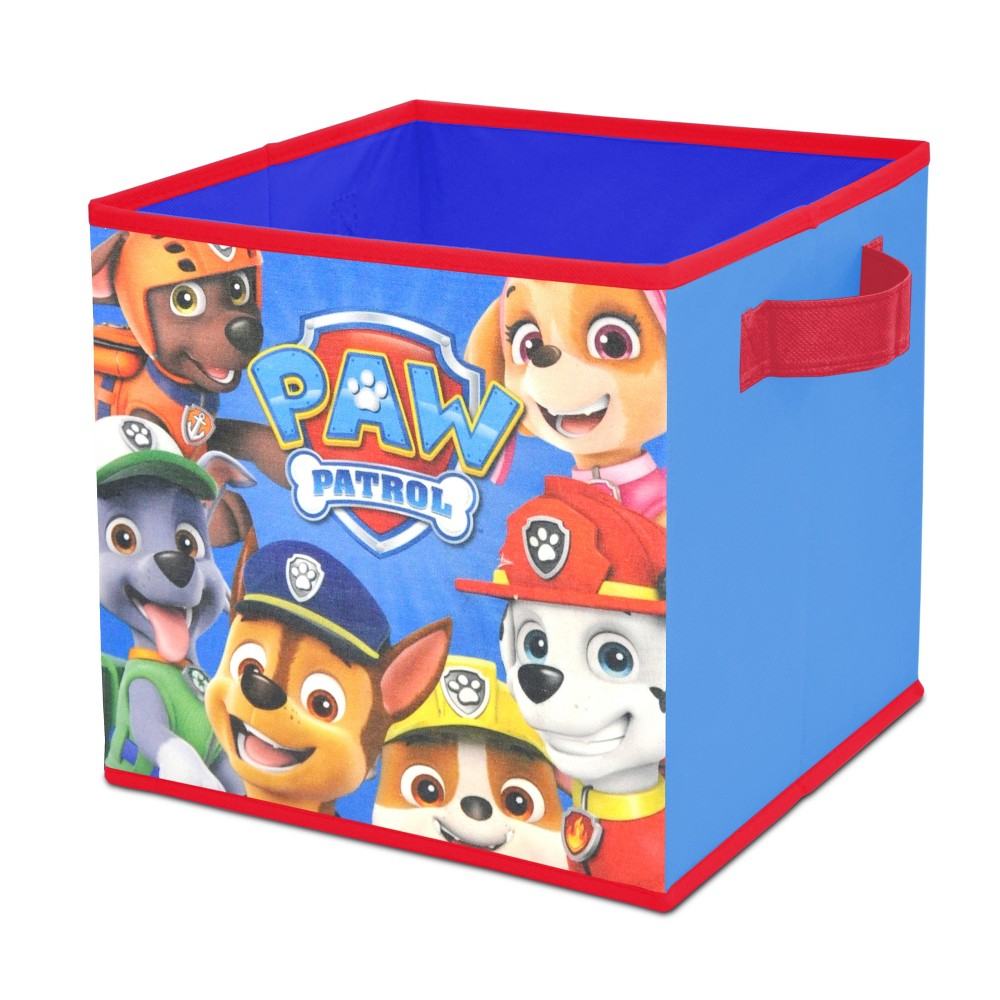Image of PAW Patrol Storage Bin Blue