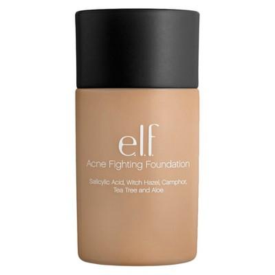 elf acne fighting foundation porcelain vs ivory