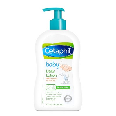 Baby Lotion: Cetaphil Baby Daily