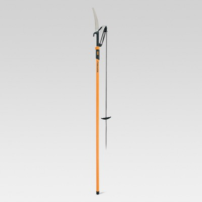 Fiskars Extendable Pole Saw & Pruner (7'-12')