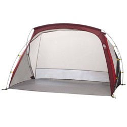 Sierra Designs Portable Cabana Lightweight Shade - Red