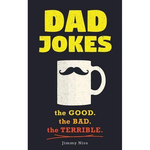 Dad Jokes - by  Jimmy Niro (Paperback) - image 1 of 1
